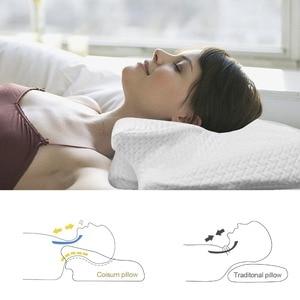 Image 3 - CPAP קונטור עבור אנטי לנחור זיכרון קצף קונטור עיצוב מפחית פנים מסכת לחץ & דליפות אוויר CPAP ספקי