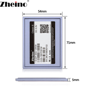 Zheino ZIF CE 128GB SSD 2D MLC 1 8 Inch 5mm Hard Drive For MacBook Air