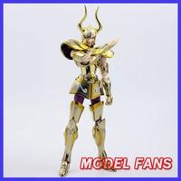 MODEL FANS IN STOCK Metal club metalclub MC Capricorn Shura Model Saint Seiya metal armor Cloth Myth Gold Ex2.0 action Figure