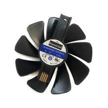 95 мм Нет кабеля CF1015H12D/FDC10U12S9-C сапфир RX580 RX480 RX570 VGA Графика вентилятор для деталь нитро-двигателя Himoto Redcat RX 570/580/480 Видеокарта охлаждения