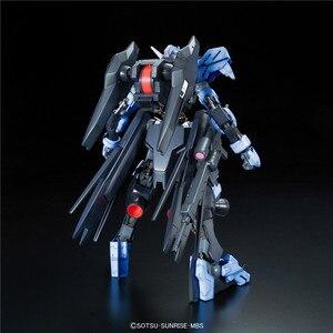 Image 3 - Bandai Gundam HG IBO TV 1/100 Full Mechanics Vidar Mobile Suit Assemble Model Kits Anime Action Figures Toys for children Gift