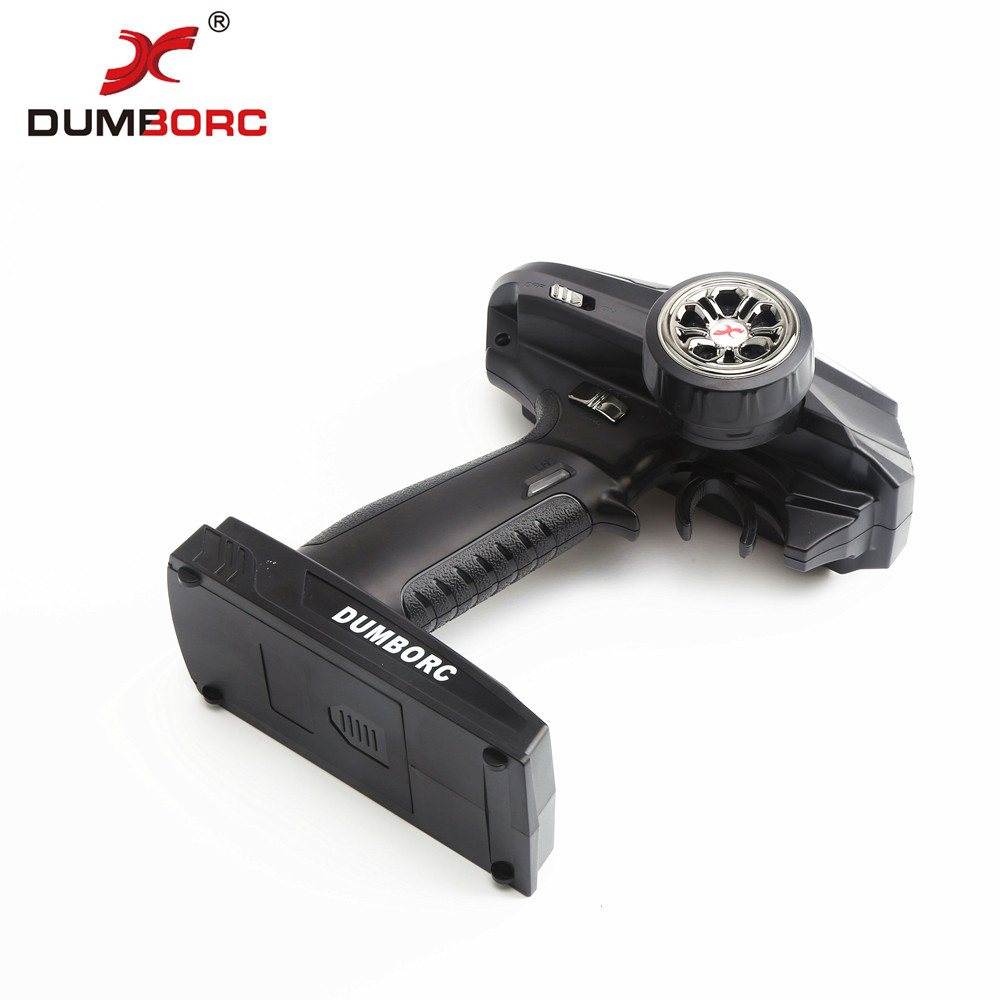 Image 4 - DumboRC X4 2.4G 4CH Transmitter with X6F Receiver for JJRC Q65 MN 90 Rc Vehicle Car Boat Tank Model PartsParts & Accessories   -