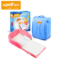Portable Baby Crib Brand Infant Bed Tent Baby Bed Cradle 100% Cotton Sleeping Basket Folding 0 6 months Baby Crib 70*31*15 cm