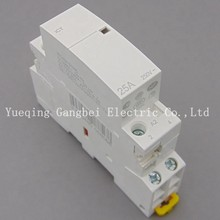 ICT 2P 25A 2NO 220 V/230 V 50/60HZ Din rail ในครัวเรือน ac contactor(China)