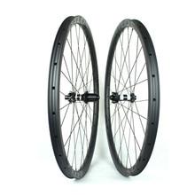 купить DT SWISS hubs 29er MTB 24mm inner BTLOS carbon wheelset - WM-i24-9 дешево