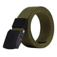 Male Belt High Quality Designer Brand Automatic Buckle Belt