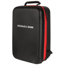 3 Colores mochila Para VR Gafas Goggle + DJI DJI Chispa especial bolsa de paquete de Accesorios del bolso de hombro