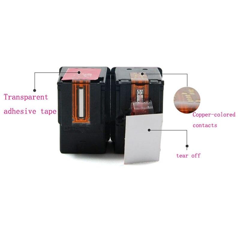 Cartuchos de Tinta mg4150 mx375 mx395 impressora Printer Cartridges For Canon 540 541 : For Canon Mg4250