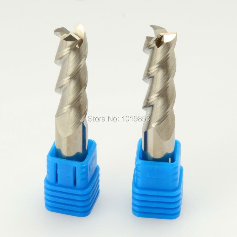 SLONS S200AL-12 * 12 * 75L 12mm diametro del gambo in carburo di tungsteno fresa per la lega di AlluminioSLONS S200AL-12 * 12 * 75L 12mm diametro del gambo in carburo di tungsteno fresa per la lega di Alluminio