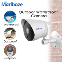 Marlboze Outdoor Waterproof 720P HD WIFI IP Camera IR Night Vision APP Remote Monitor Security Surveillance