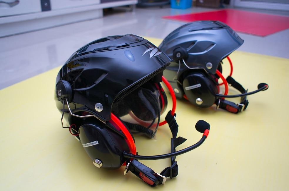 DreamFly MX 01 Customized Communication Helmet Powered