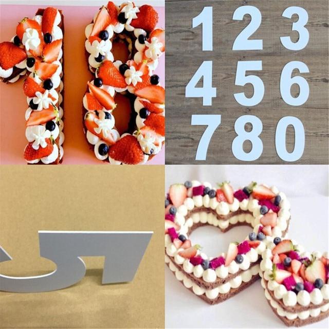 Party Decorations Digital Stamper Cutter Diy Mold Gift Letter