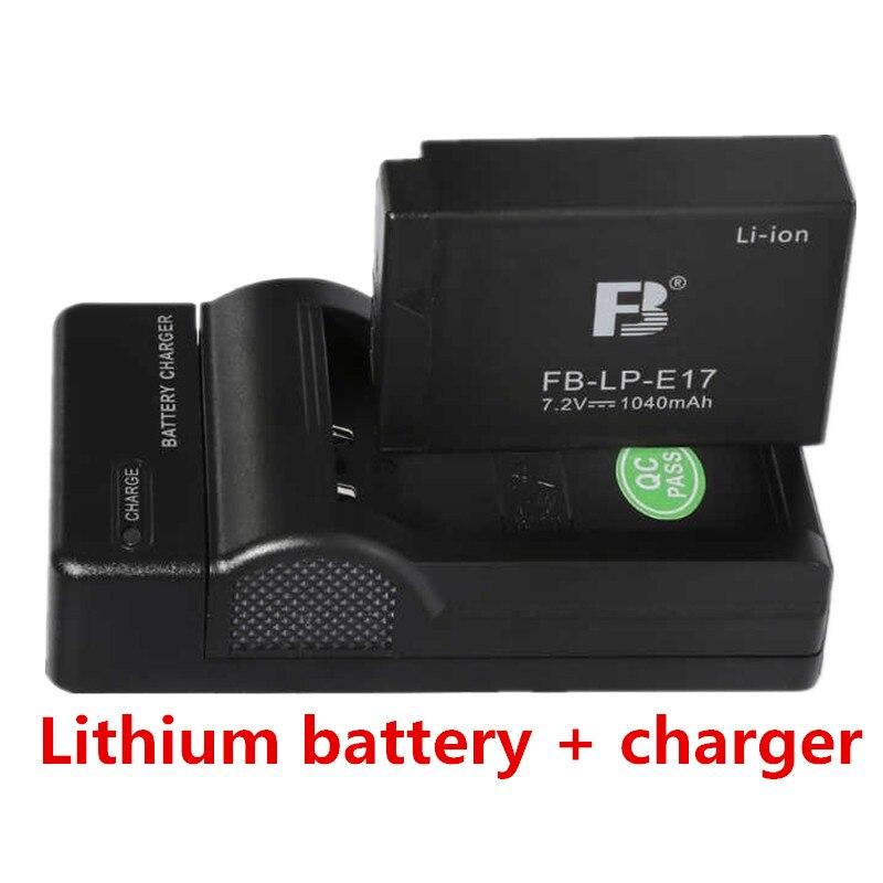 <font><b>LP</b></font>&#8212;<font><b>E17</b></font> <font><b>LP</b></font> <font><b>E17</b></font> Батареи для камеры + зарядное устройство литиевых батарей LPE17 для Canon EOS 750D 760D M3 M5 профессиональная цифровая камера Батарея