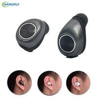 HANGRUI TWS11 Mini Bluetooth Earphone True Wireless Earbuds Double Two Stereo In Ear Headset With MIC