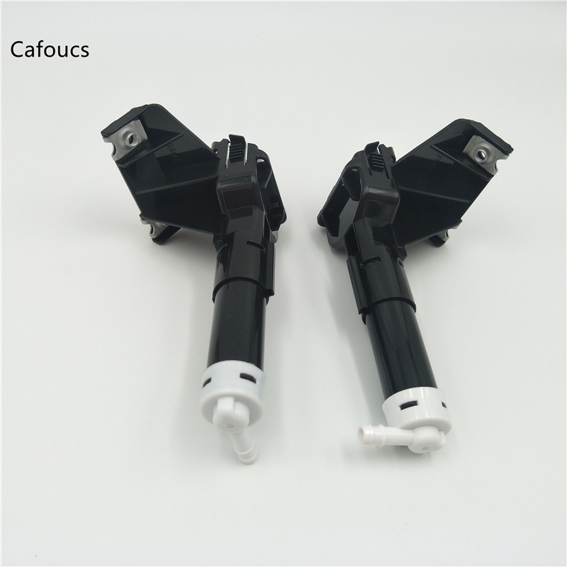 Cafoucs For Mitsubishi OUTLANDER XL 2013 2014 2015 Headlight Water Spray Nozzle Washer Actuator 8264A193 8264A194