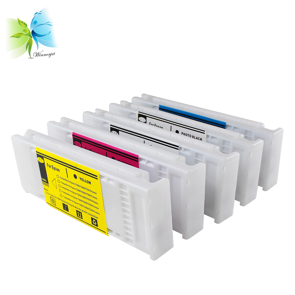 Winnerjet 700ml Compatible Ink Cartridge for Epson T3070 T5070 T7070 Ink Cartridge in Ink Cartridges from Computer Office