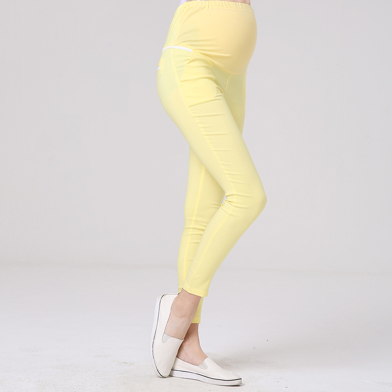 455596c0e1 Maternity Clothes Spring Autumn Maternity Pants Clothes for Pregnant Women Comfy  Pregnancy Casual Pants