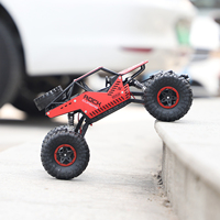 New Arrivel RC Car 1:18 4WD 2.4GHz LH C008 Remote Control Crawler Mini Off Road Car Speed Rock Rover Toys For Kids Xmas Gift