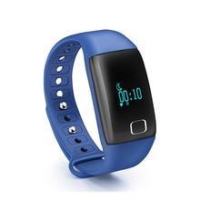 Betreasure смарт-браслет T1 спортивные bluetooth сердечного ритма умный Браслет Фитнес трекер сна для iPhone IOS Телефон PK miband 2