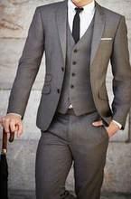 Мужской смокинг для жениха модные свадебные костюмы на заказ
