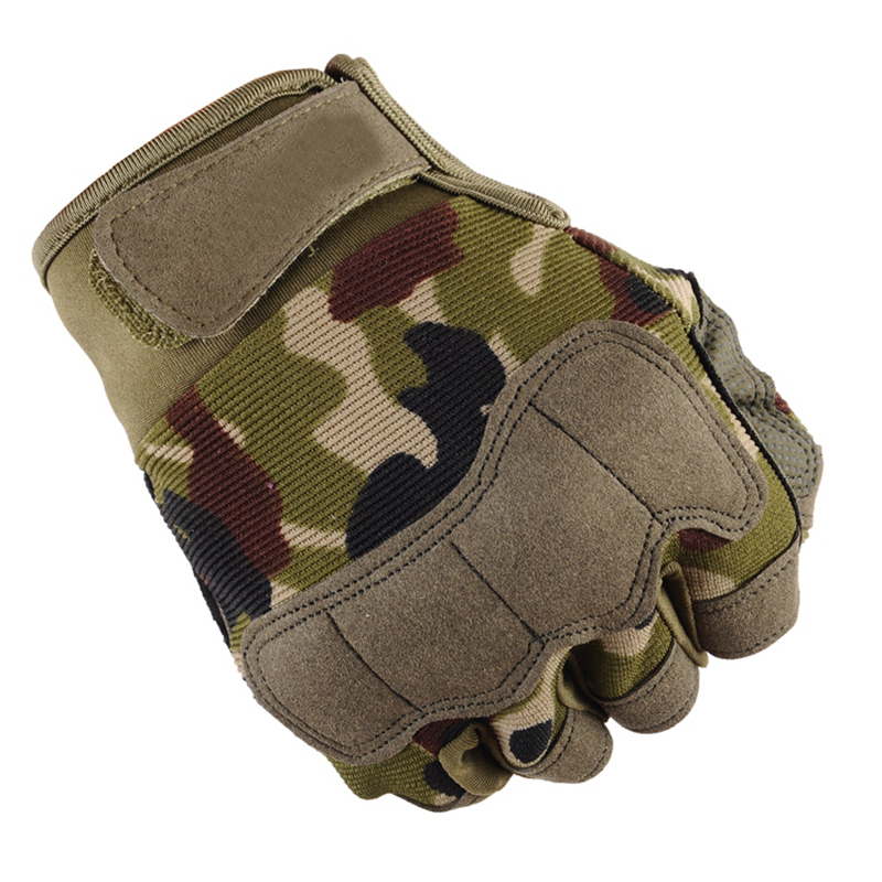 Männer Sport Fitness Gewichtheben Gym Handschuhe Training Fitness bodybuilding Workout Wrist Wrap Übung Tactical Handschuh image