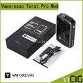 100% Оригинал Vaporesso Таро Pro 200 Вт TC/VW OLED Мод Powered by Dual 18650 Батареи