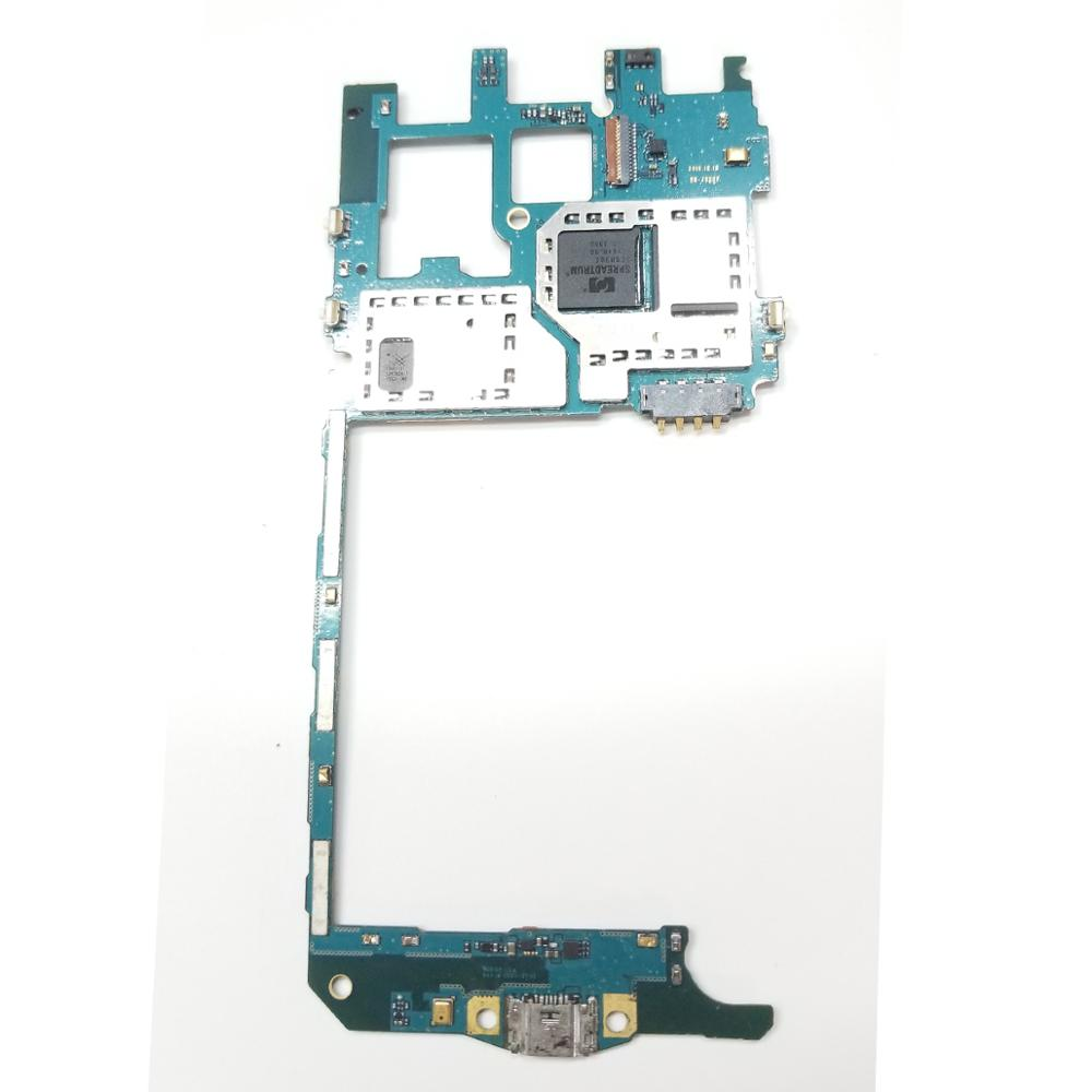 Main Motherboard Unlocked For Samsung Galaxy J3 J320F (Single Card)