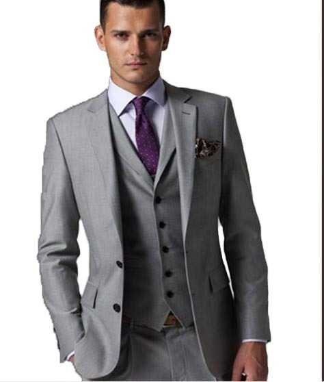 2016 Custom Made Charcoal Grey Black Groom Tuxedos Shawl Collar Stain Man S Wedding Suit Men Suits Business Prom In From Clothing