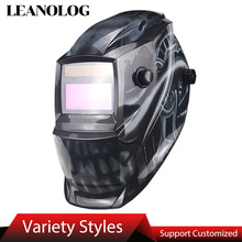 Li battery/Solar Power Automatic Darkening TIG MIG MMA MAG KR KC Electric Welding Mask/Helmets/Welder Cap for Welding Machine welding accessories solar li battery auto darkening tig mig mma mag kr kc electric welding mask helmets welder cap