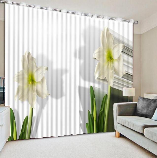 Europ ischen luxus vorhang polyester 3d vorhang fenster for Vorha nge fa r schlafzimmer