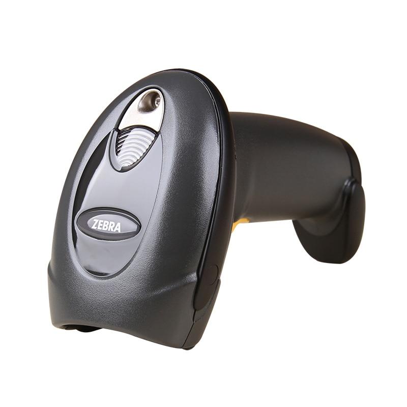 Oringinal Motorola символ LS4208 сканера штриховых кодов и новый CBA-U01-S07ZAR кабель USB