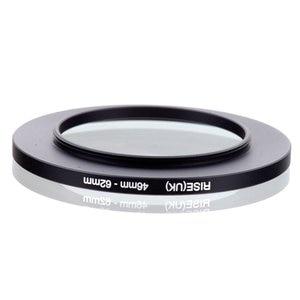 Image 2 - Originele RISE (UK) 46mm 62mm 46 62mm 46 te 62 Step Up Ring Filter Adapter black