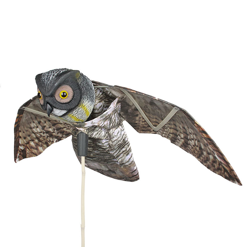High Quality Outdoor Hunting Flying Owl Hunting Accessory Target HS38-0012