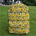 Frete grátis nova crianças Minions mochila, Grande dos desenhos animados crianças mochila lazer escola crianças sacos