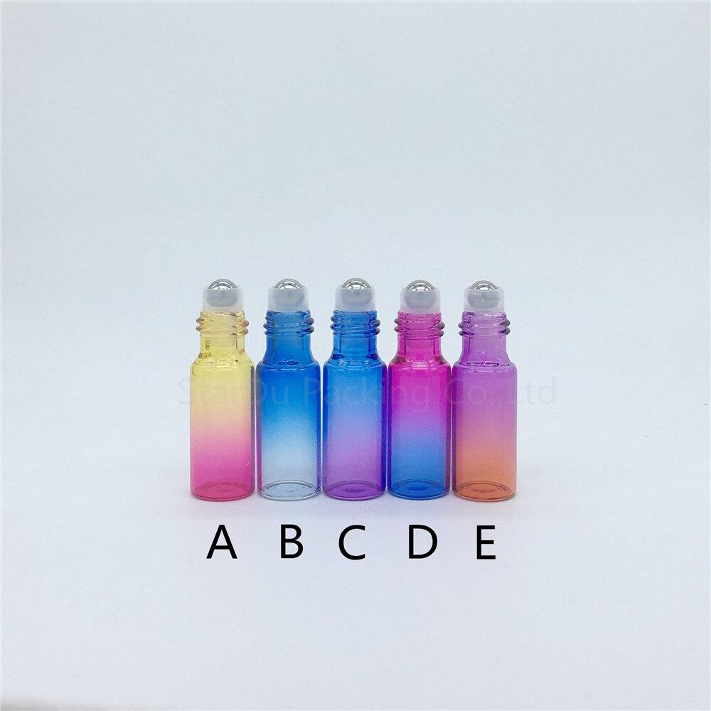 01af46307fd4 HOT SALE] 100pcs/lot 5ml colour roll on perfume bottle, 5ml ...