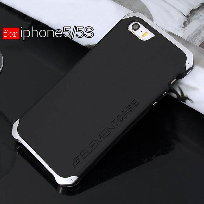 Luxury Fashion Metal Mobile Phone Bag For Iphone 5 5s Unbreak Scratch Resistant Cell phone Case For iphone 5SE CoverLuxury Fashion Metal Mobile Phone Bag For Iphone 5 5s Unbreak Scratch Resistant Cell phone Case For iphone 5SE Cover