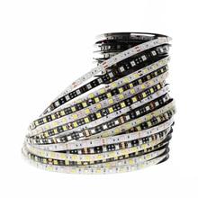 5050 LED Strip RGB RGBWW SMD Chip Light DC 12V Home Decoration Lighting 60Leds/M 300LED Tape 5m/roll