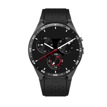 KW88 Smart Watch android 5.1 OS Phone 1.39 Inch Screen SmartWatch 3G Calling 2.0MP Camera Pedometer Heart Rate
