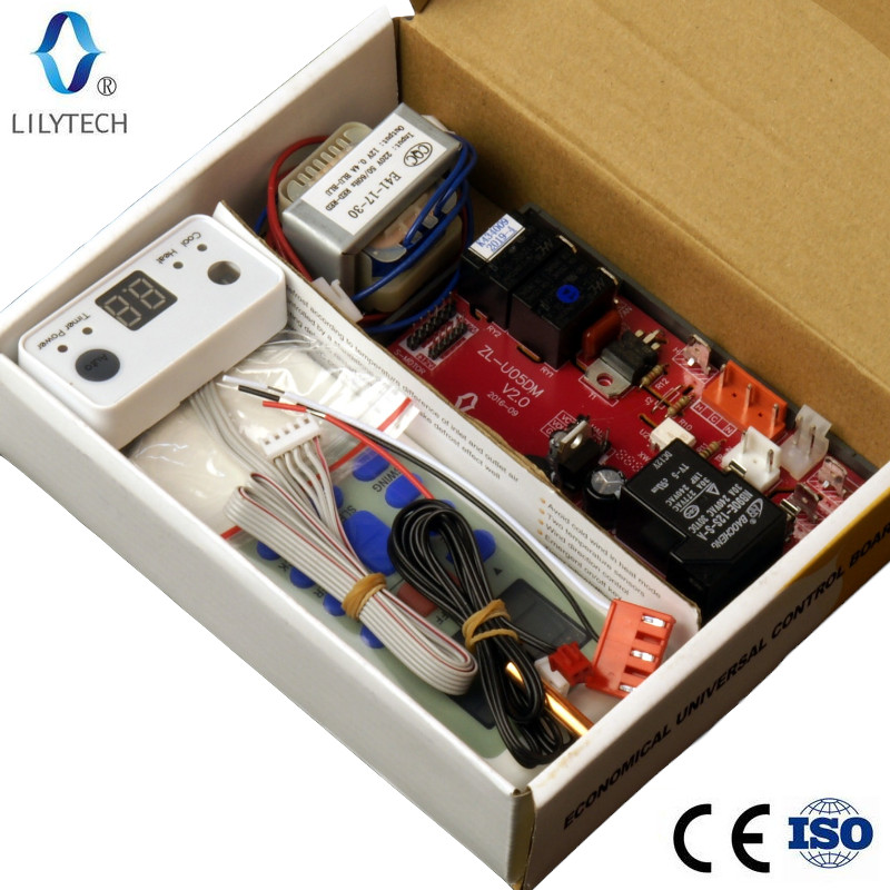 ZL U05DM PG motor Universal ac control system Universal a c control system Universal air conditioner controller Lilytech in Temperature Instruments from Tools