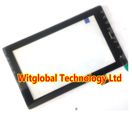 все цены на Original touch screen panel digitizer glass Sensor replacement for 7