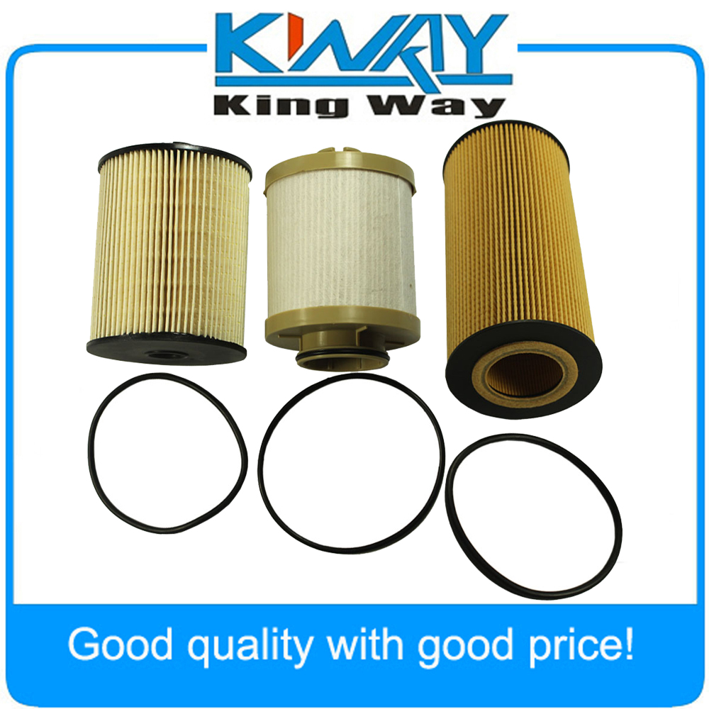 New Oil Fuel Filter Fl2016 Fd4617 Fits For Ford 64l Powerstroke 2001 Corvette Diesel Engine In Air Filters From Automobiles Motorcycles On Alibaba