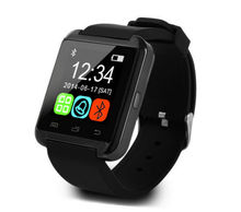 DHL Free Shipping Cheap Smart Bluetooth 4.1 Smart Phone Bluetooth Watch with Internal Battery 1.54″ Capacitive Touch Screen