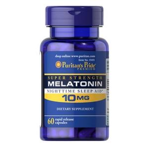 Melatonin Rapid Release 10 mg*