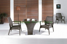 New wicker bistro furniture,rattan bar furniture