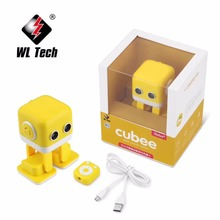 smart dancing rc robot Cubee Robot