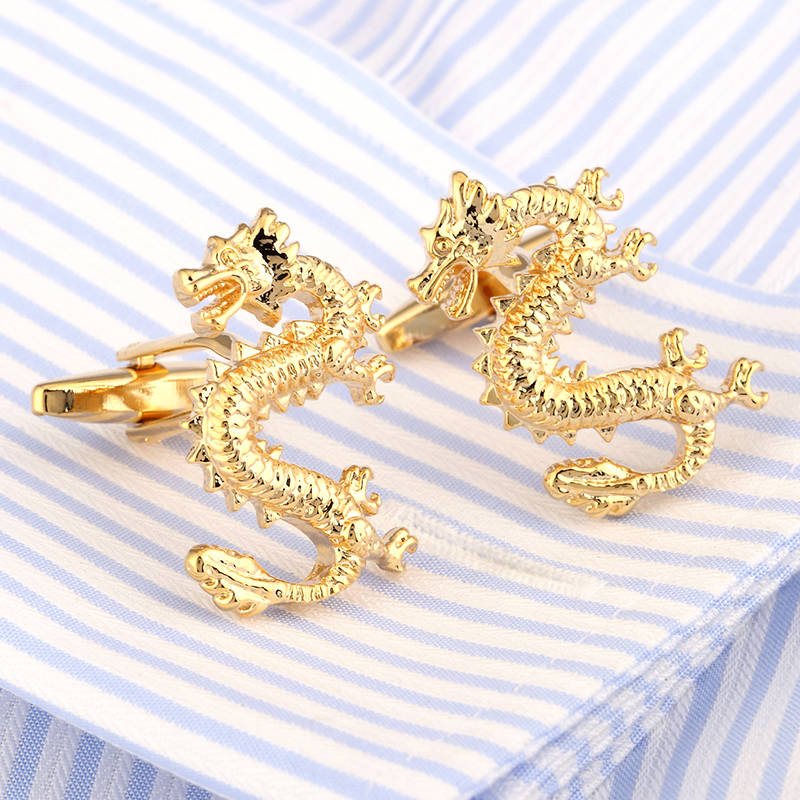 French Wedding Gifts: VAGULA Novelty Cufflinks Men Jewelry Wedding Gift Cuff