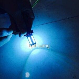 Image 5 - 1x H4 LED 5630 33SMD 8 واط 33 LED لمبة سيارة ضوء 12 فولت 800lm حركة المرور مصابيح القيادة الضباب ضوء أبيض أصفر