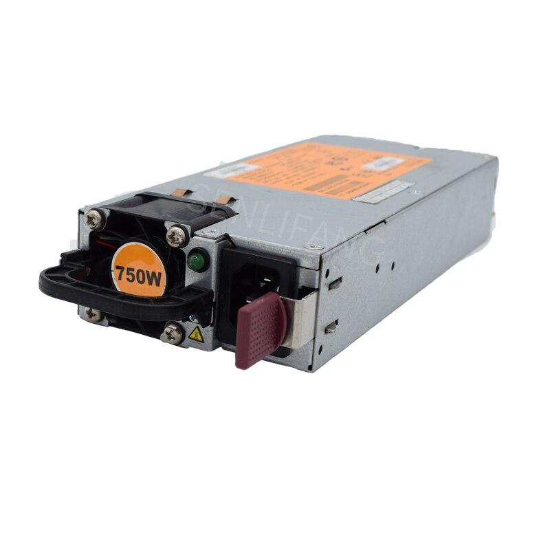 Alimentation adaptateur secteur pour HP DL360 DL360G6 G7 DL380 DL380G6 DL380G7 750 W 511778-001 DPS-750RB Un
