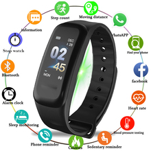 SANDA Bluetooth Smartwatch Sport Fitness Smart Watch Men Women Intelligent Bracelet Watches for iPhone Android IOS Reloj Mujer