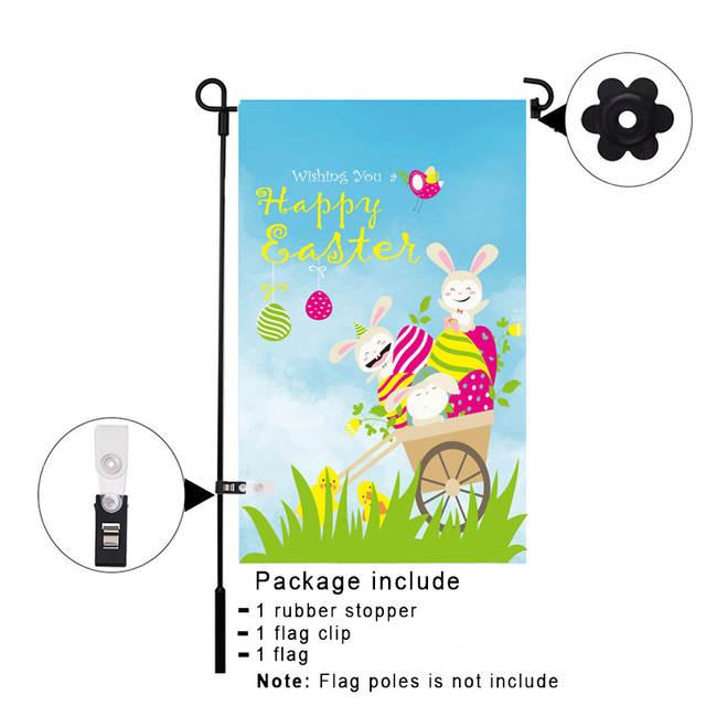 Online Shop 2018 Desain Easter Stoter Sendiri Taman Bendera Taman